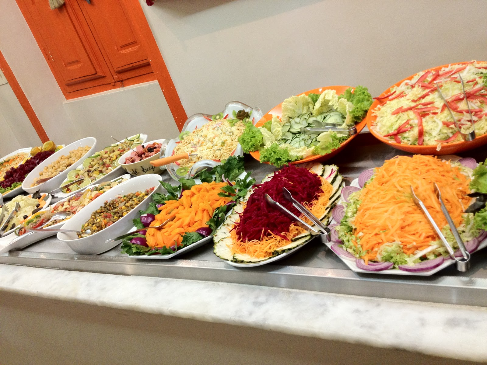 SaladBar Chefs Table Catering Catering In Philadelphia PA - The chef's table catering